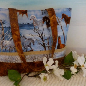 Beautiful totes made in the USA