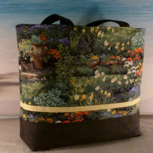 Secret Garden: beautiful handbag