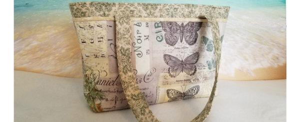 Beautiful totes purses handbags made in the U.S.A.