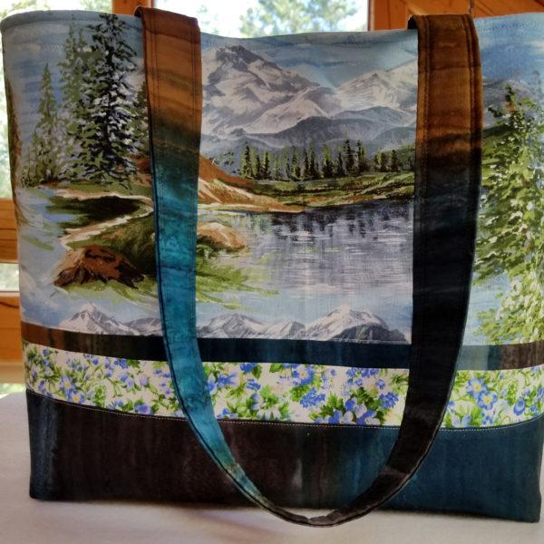 Mill Lake purse