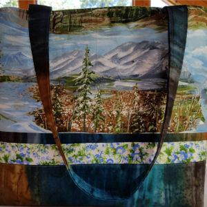 Mill Lake handbag