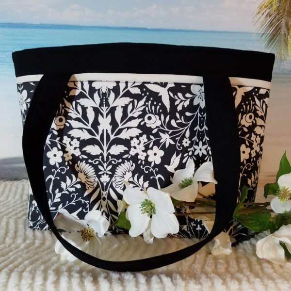 Black and White Purse by Grace