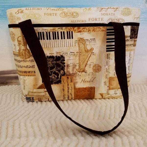Maestro, a Handbags by race music handbag
