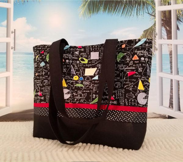 Algebra Handbag by Grace
