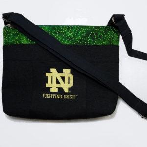 Notre Dame Crossover Bag Purse