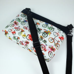 Beautiful handbags by Grace. Pedal Power Crossover