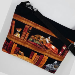 Puss n Books Crossover, view side 1