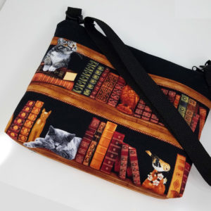 Puss n Books Crossover, view side 2