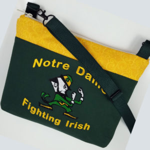 Crossbody Fighting Irish