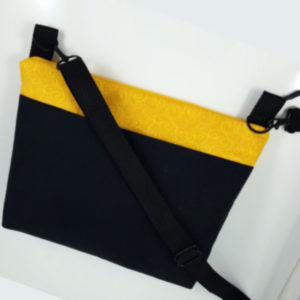 Notre Dame Crossbody, view side 2