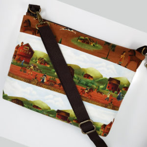 Crossbody, 1812 Farm Life