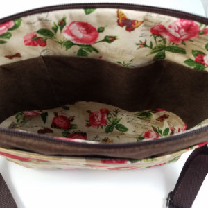 Heirloom Roses Crossbody