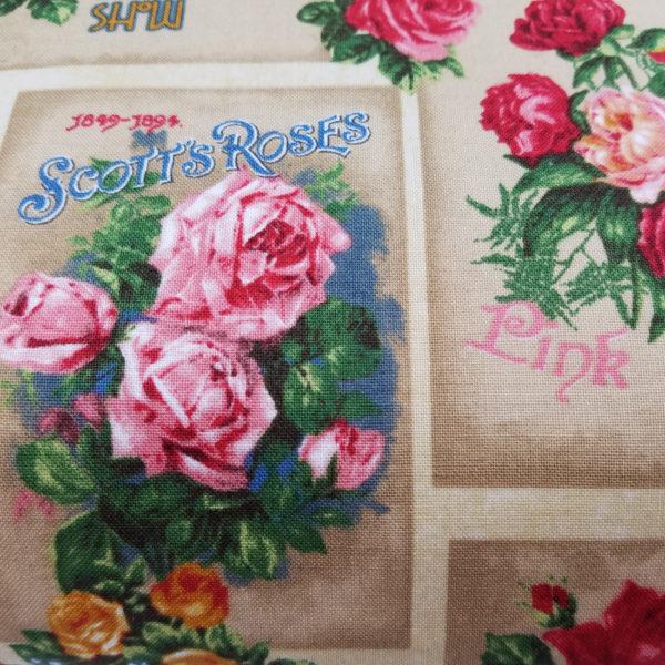 Heirloom Roses Crossbody