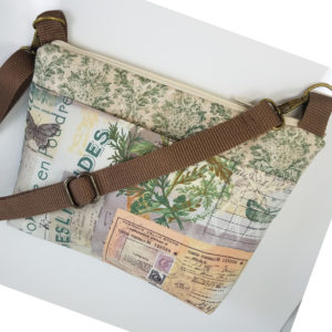 Holtz Botanical Crossbody