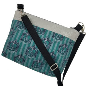 Harry Potter Slytherin Crossbody Bag