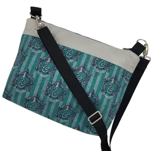 Harry Potter Slytherin Crossbody Bag