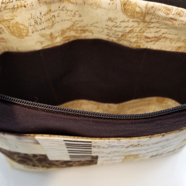 Bach Revisited Crossbody