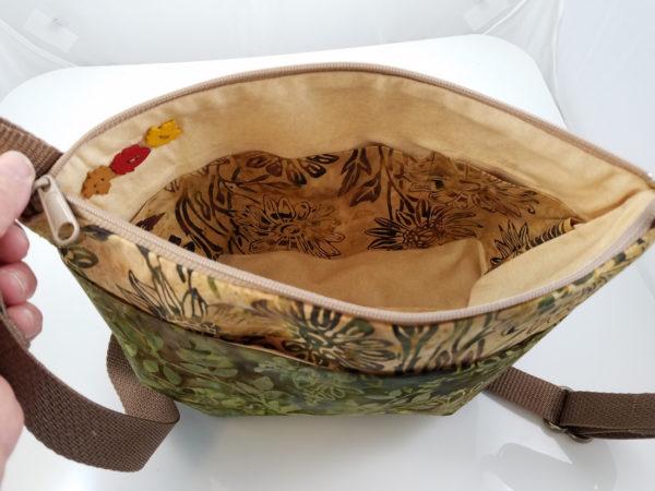 Crossbody Nature Batik