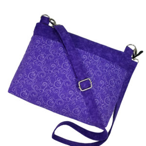 Perfect Purple Crossbody