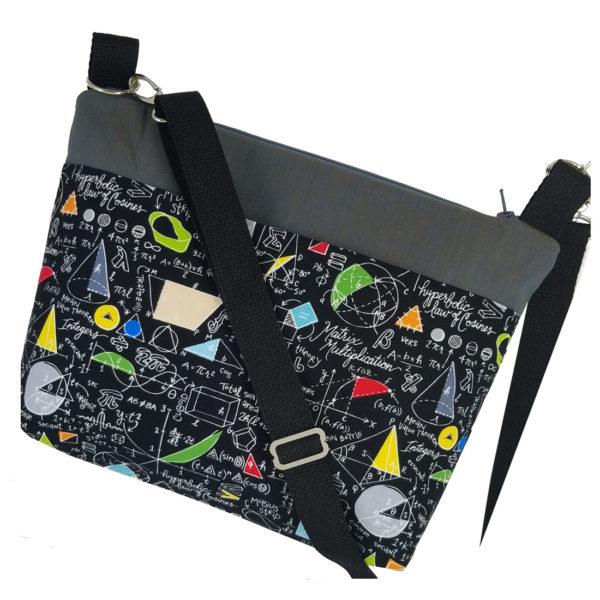 Algebra Crossbody Bag