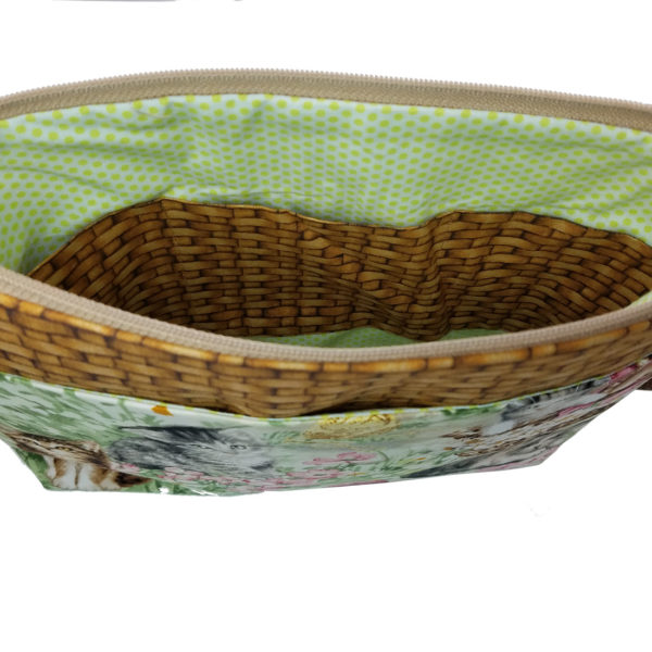 Basket of Kittens Crossbody
