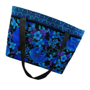 Mosaic Plume Shoulder Bag