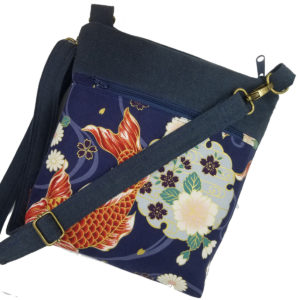 KOI crossbody purse