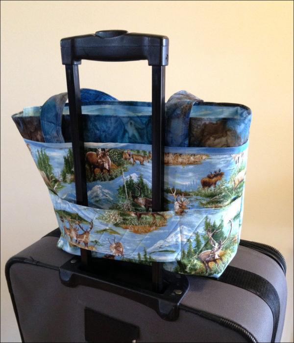 Colorado Trolley Sleeve Bag