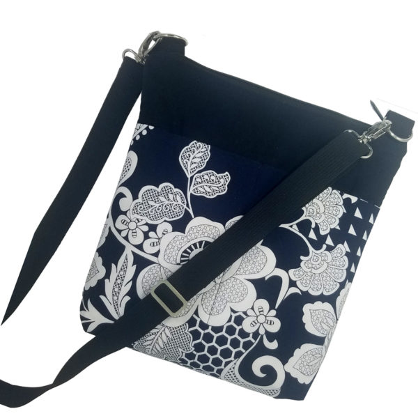 Simply Eclectic Designer Crossbody, side 2