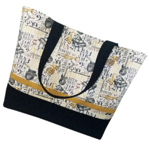 Play Your Song Tote