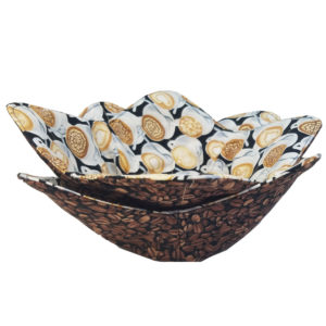 Coffee microwave bowl cozy