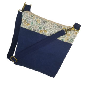 Denim Spring Crossbody side 2