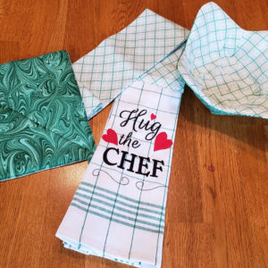 Hug the Chef Kitchen Set
