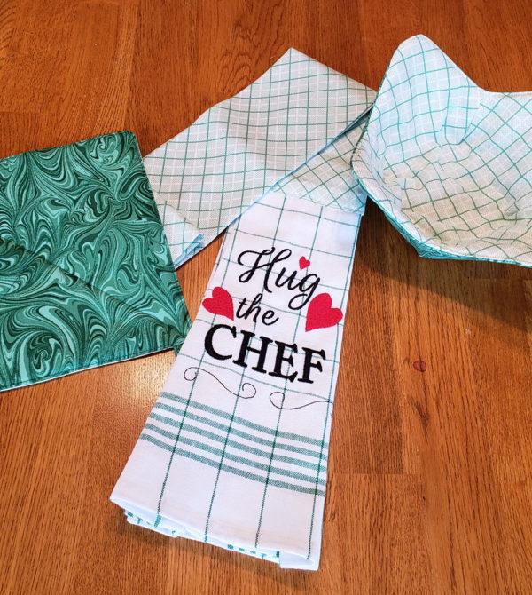 Hug the Chef Kitchen Set