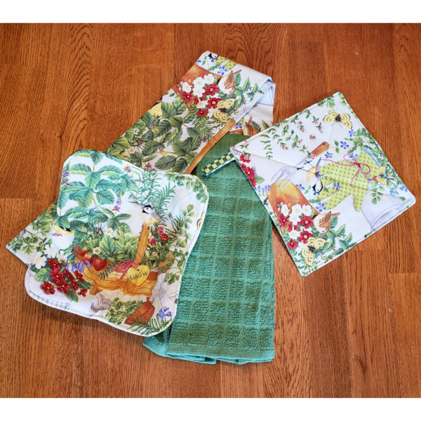 garden kitchen set