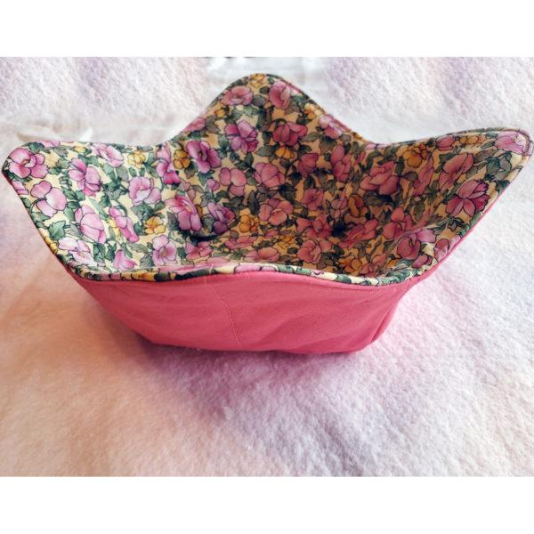 Pink Pozy Microwave Cozy