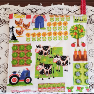 Potholder Farmer