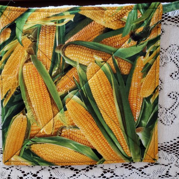 Potholder Corn