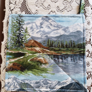 Potholder Mountain Lake