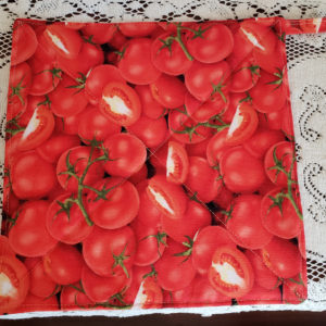 Potholder Tomatoes