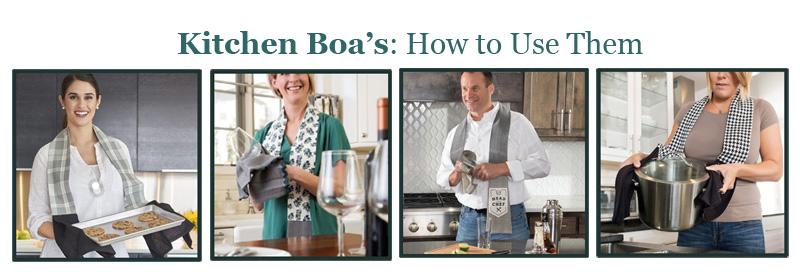 Kitchen BOAs
