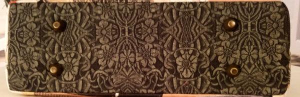 Longfellow purse bottom