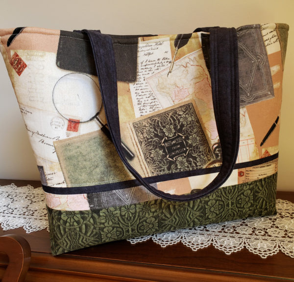 Eclectic Longfellow purse side 2