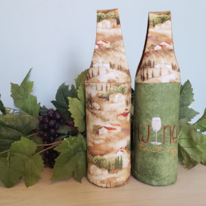 "Tuscany Wine Tote ""Wine Tasting"""