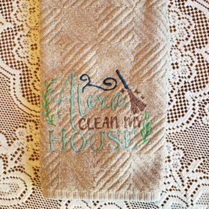 Alexa Clean House -a