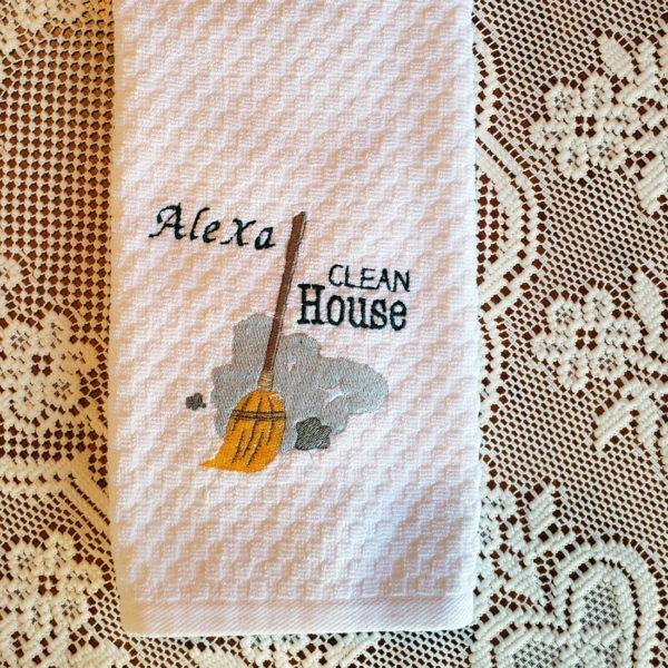 Alexa Clean House (c)