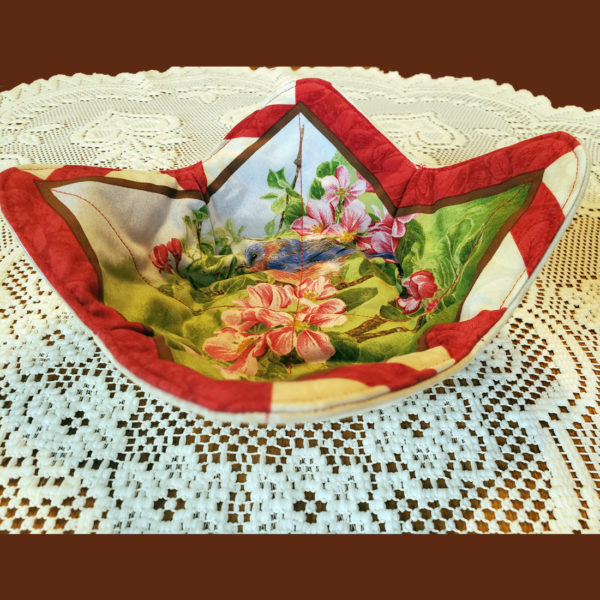 bluebird Microwave Bowl Cozy