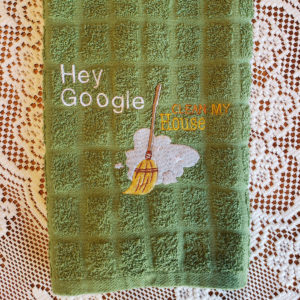 Hey Google Clean House