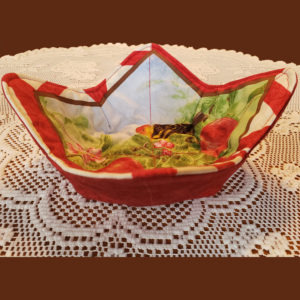 Oriole Apple Microwave Cozy