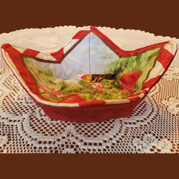 Oriole Apple Microwave Cozy